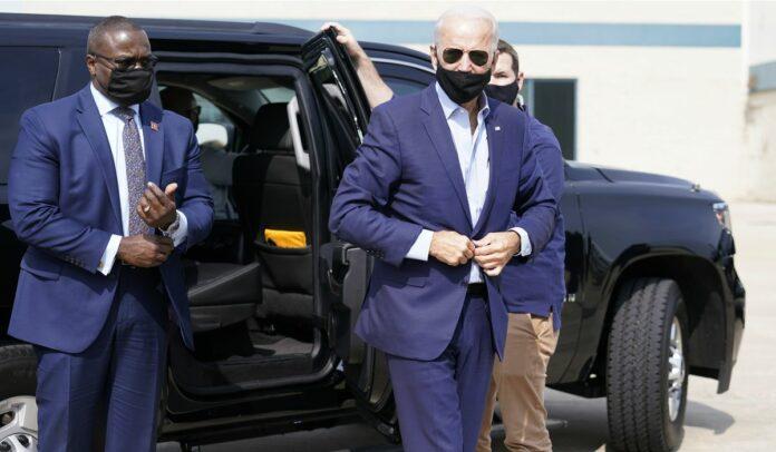 Joe Biden receives classified intelligence briefing