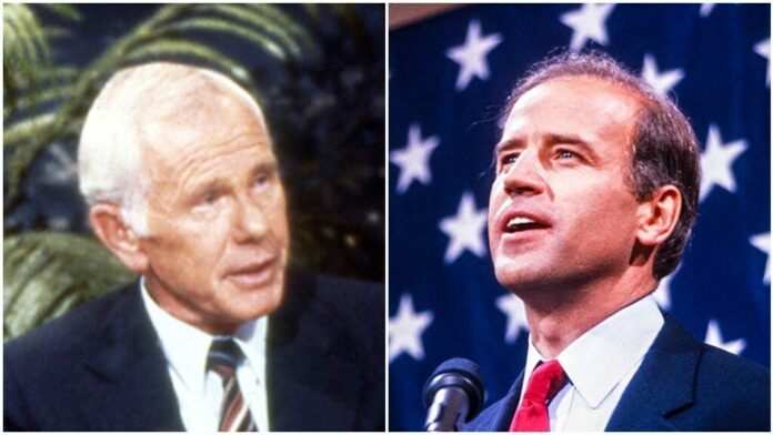 Johnny Carson poked fun at Biden plagiarism claims in 1980s: video