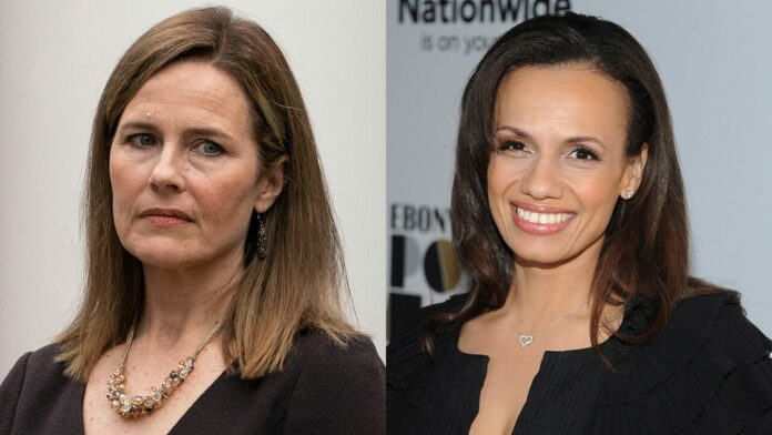 Liberal women's groups slam Amy Coney Barrett, claim she will 'turn back the clock on equality'