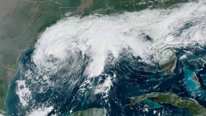 Live Updates: Tropical Storm Beta crawls towards Texas and Louisiana