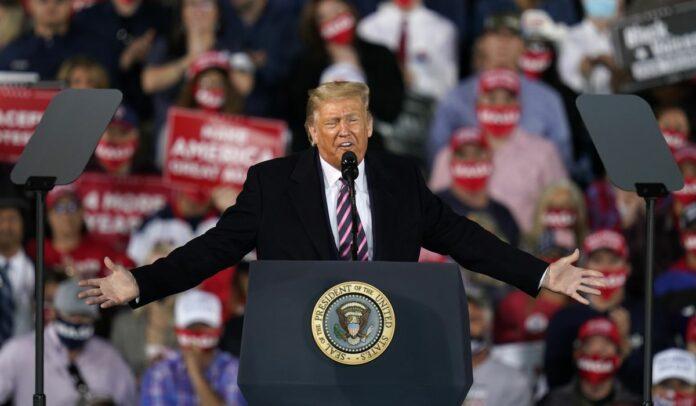 Never Trumpers mount $4 million 'Orange Crush' ad blitz against Trump in Florida