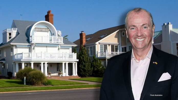 New Jersey governor, lawmakers strike deal to hike taxes on state's millionaires