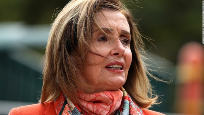 Pelosi says Trump is in a 'hurry' to confirm Barrett so she can invalidate Obamacare