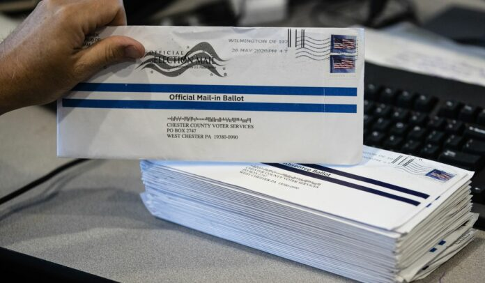 Pennsylvania extends mail-in ballot count deadline past election day