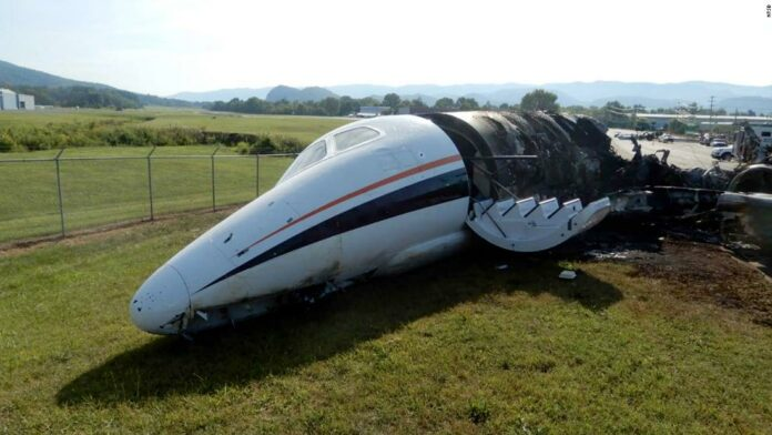 Pilots at fault in 2019 crash of plane carrying Dale Earnhardt Jr., regulators say