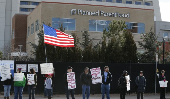 Planned Parenthood demands presidential debate moderators 'fact-check' Trump on abortion