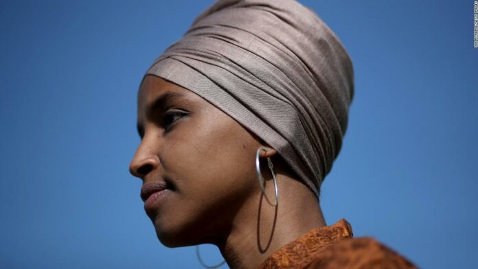 Rep. Ilhan Omar on Trump's racist attack: 'This is my country'
