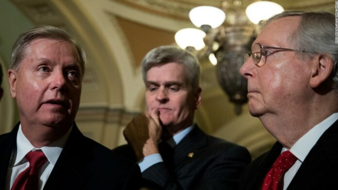 Republicans signal plans for a quick Supreme Court confirmation process. Here's when it could happen.
