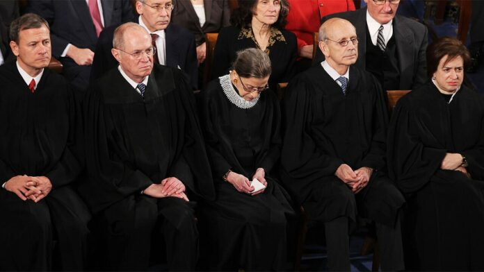 Ruth Bader Ginsburg death makes Supreme Court major 2020 campaign issue