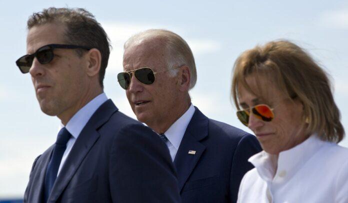 Senate Republicans release report on Hunter Biden's 'problematic' business ties