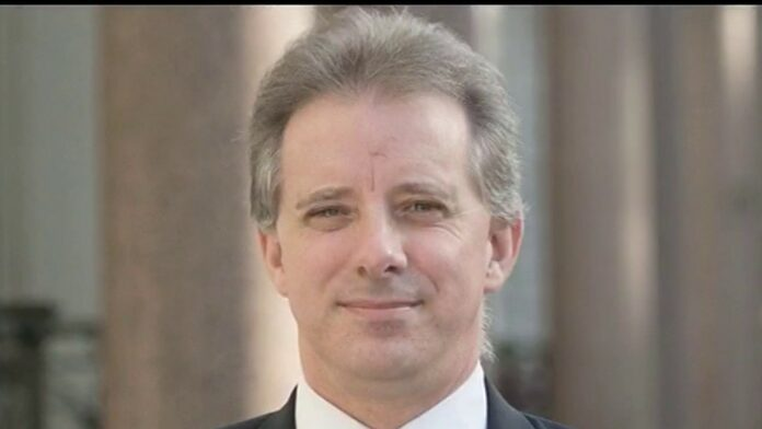 Source of Steele dossier was investigated by FBI for Russian contacts, Barr says