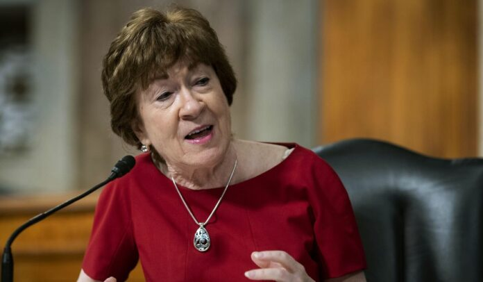 Susan Collins to oppose rushing Trump nominee