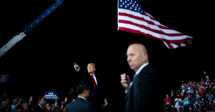 Trump and Democrats Brace for Showdown Over Supreme Court Seat