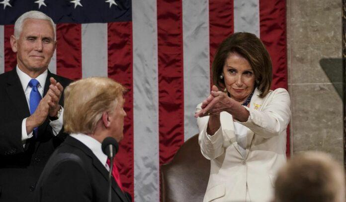 Trump-Pelosi toxicity trickles down, contaminates Capitol Hill