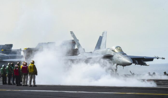 U.S. hitting back against Chinese military after 'decades' of 'threatening' actions