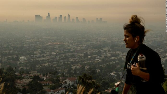 Wildfires, coronavirus and an earthquake collided for California's terrible week