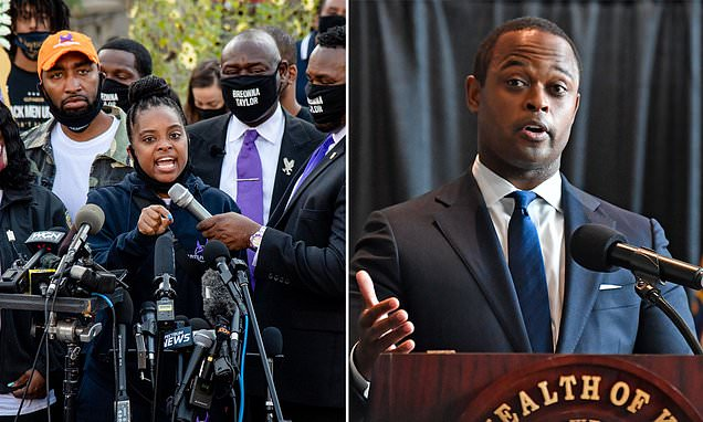Women's March co-founder Tamika Mallory calls Kentucky Attorney General Daniel Cameron a sell out
