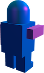 Traverse Spaceman Logo
