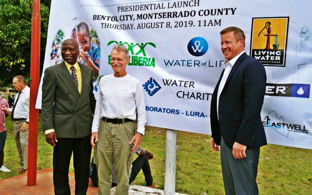 Water for Everyone Program – Liberia