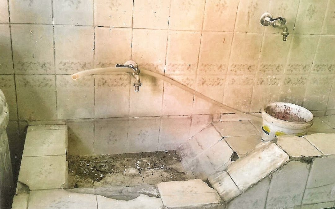School Qamil Guranjaku Bathroom Project – Albania
