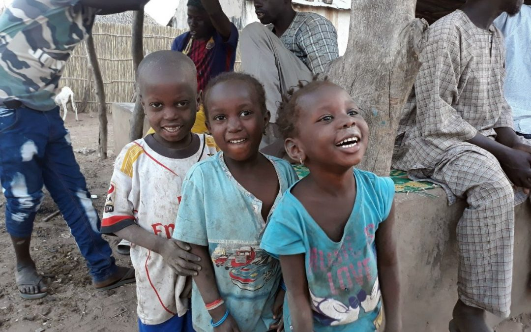 Mballo Ibra Village Water Project – The Gambia