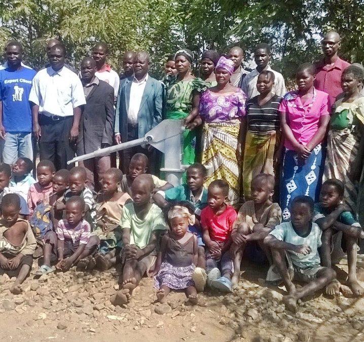 Malawi Borehole Training Program