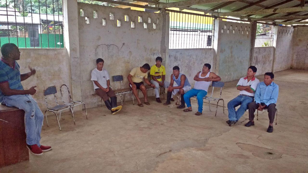 Conclusion of Gokai Well and Bathroom Program - Liberia
