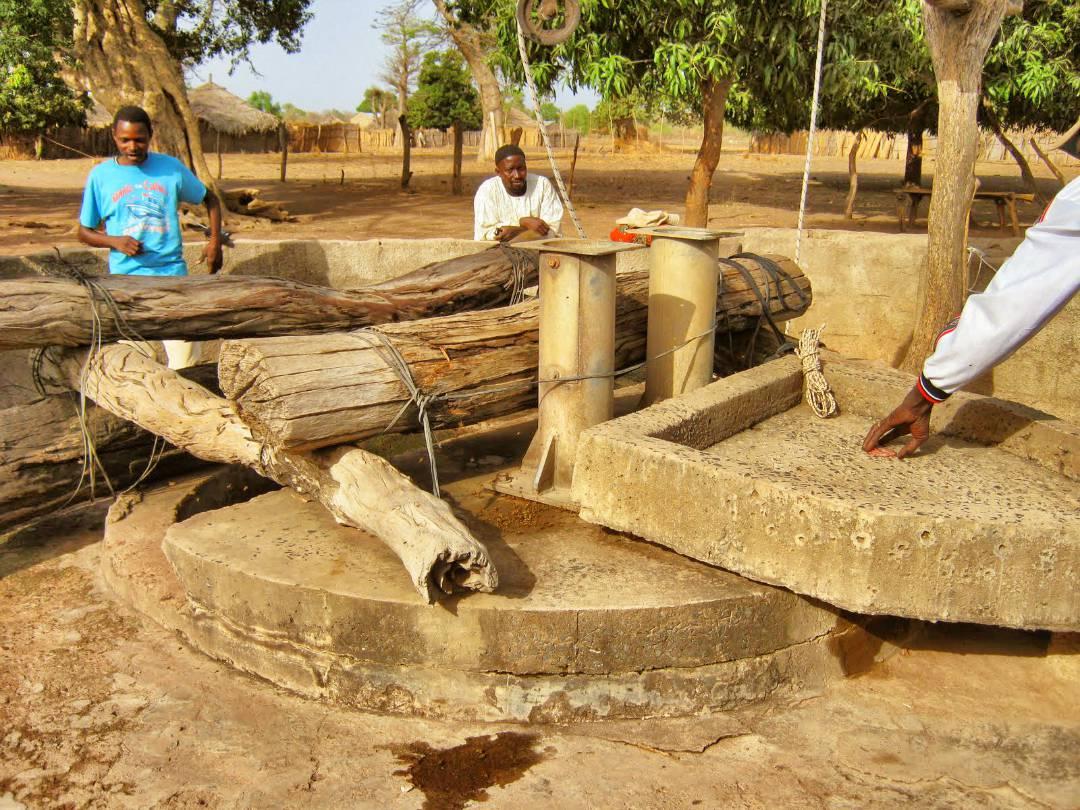 Si Kunda Village, The Gambia