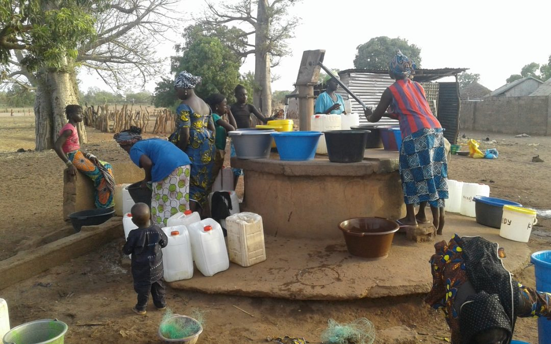Sandu District Water Project – The Gambia