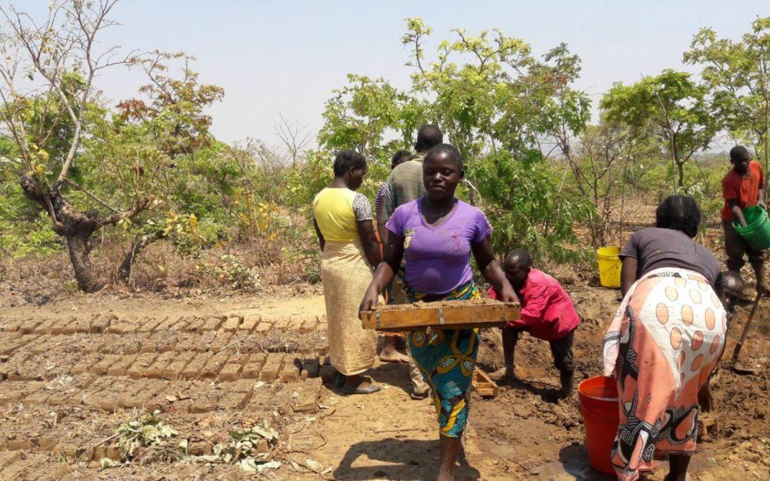 Lunga Village Clinic Bathroom Project – Zambia