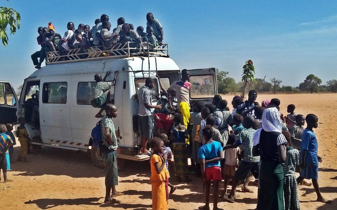 Ker Alhagie Malick Water System Project – The Gambia