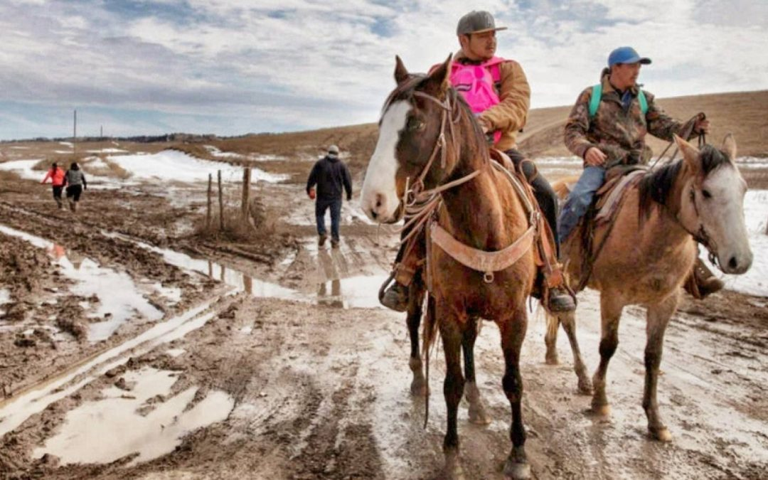 Sioux Nations Disaster Relief Project – South Dakota