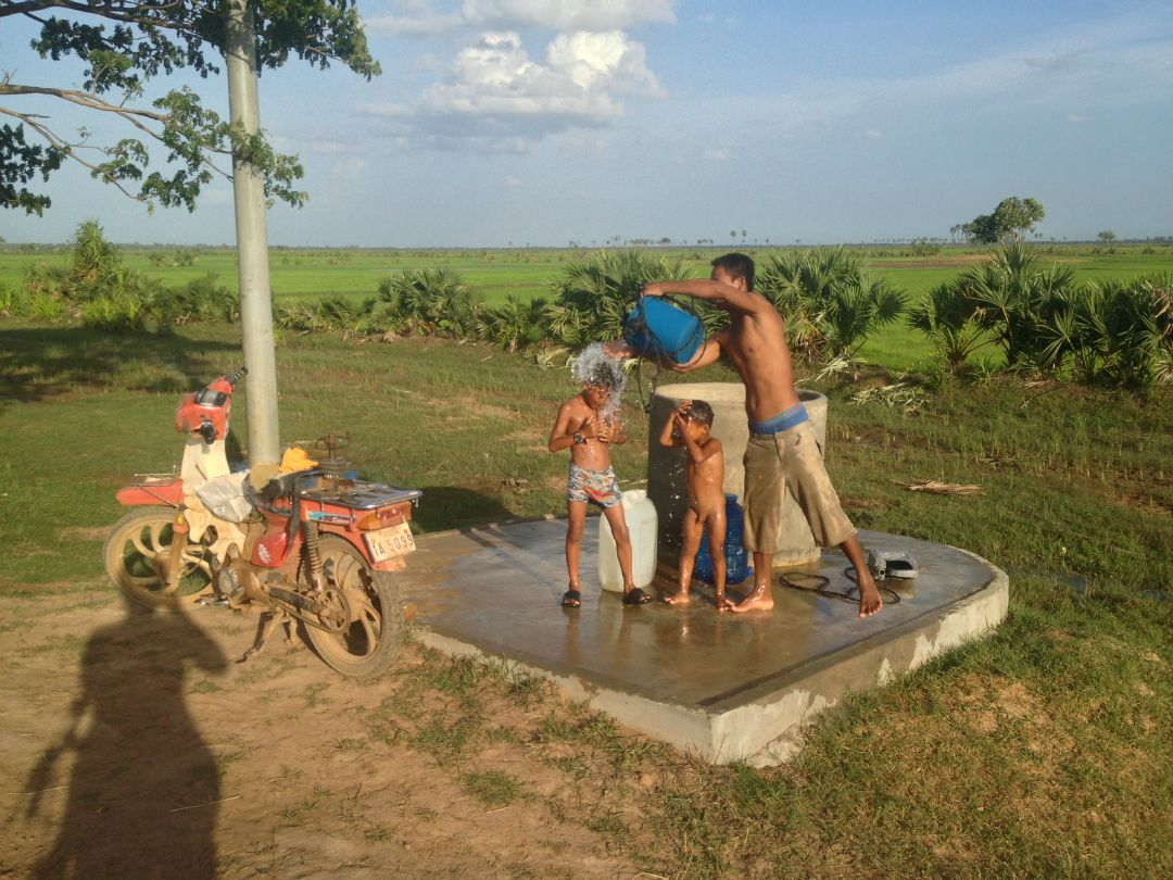 Conclusion of Thnot Chum 5 + Pnou Village Well Projects - Cambodia