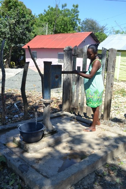 San Juan Water Filter Project – Dominican Republic