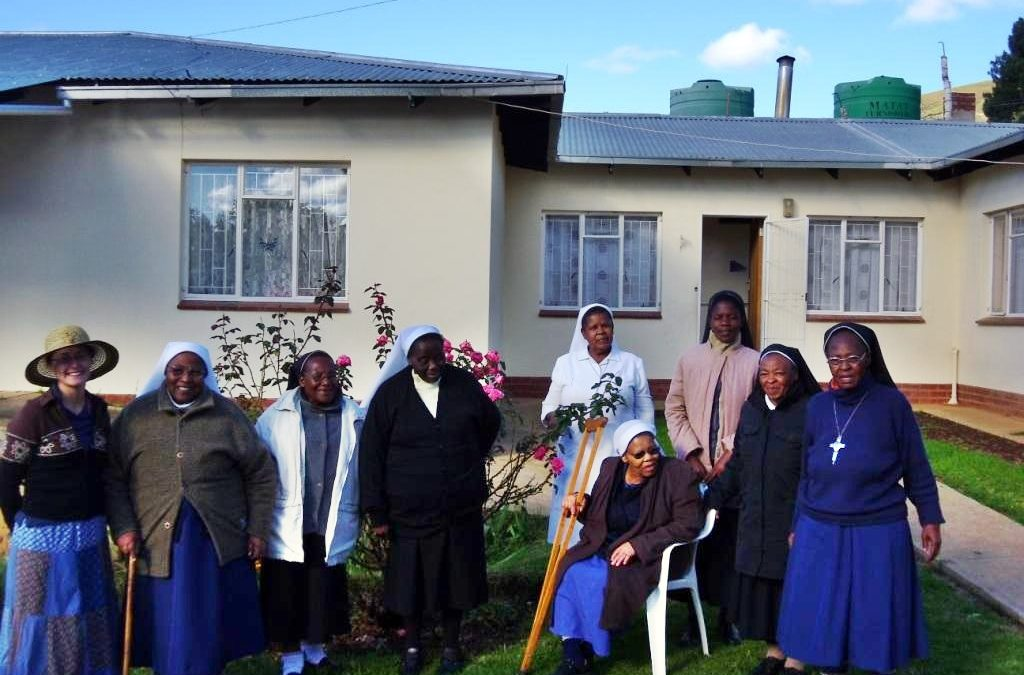 Mamolopolli Infirmary and St. Margret's Convent Water Project – Lesotho