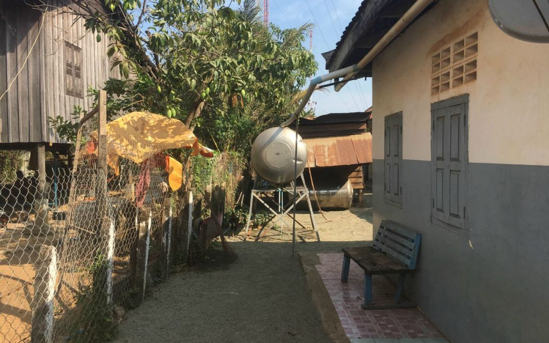 Mean Chey Health Center Water Project – Cambodia