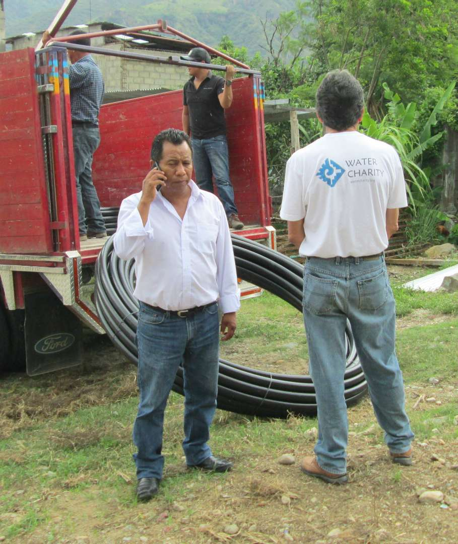 Conclusion of Niquivil Water Project - Mexico