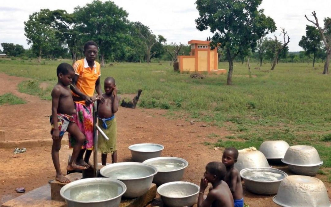 Dankpen Well Rehab Project – Togo