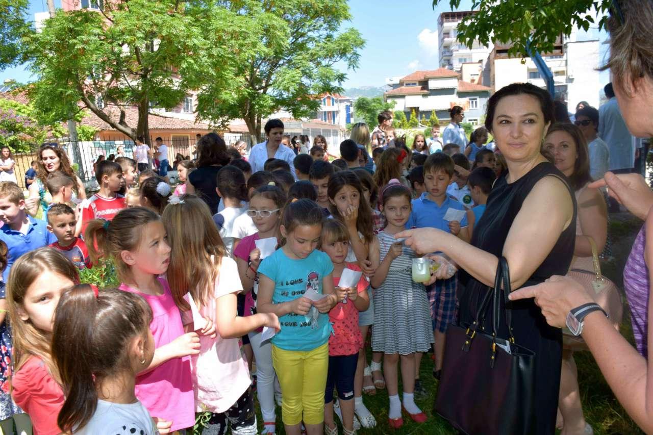Conclusion of Naim Frashëri 9-vjeçare Bathroom Project - Albania