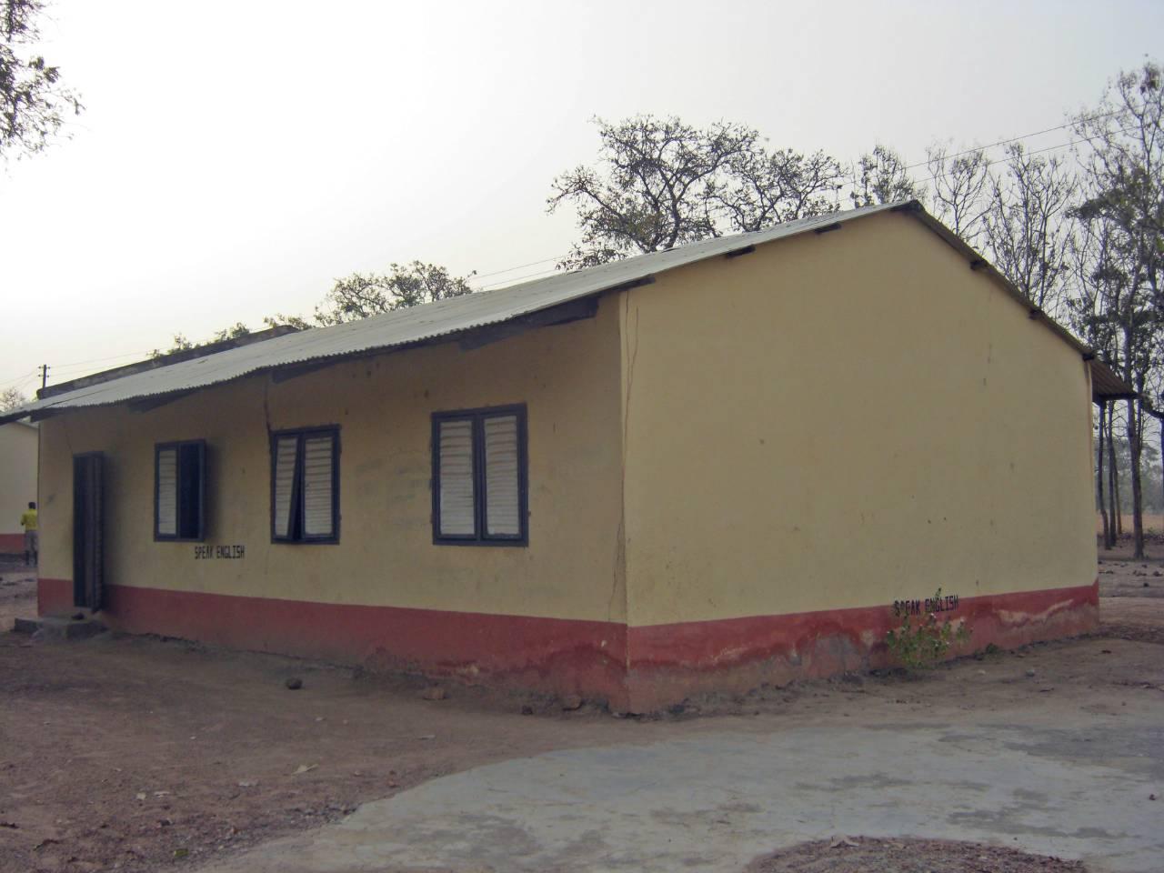 Ponyentanga Borehole Project - Ghana