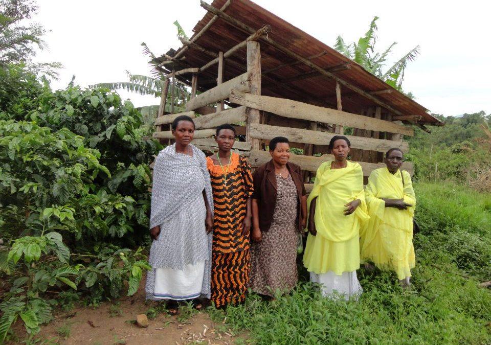 Rwenkobwa Trading Center Tank Project – Uganda