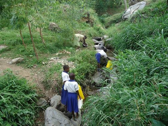 Kazingo and Karangura Water Project – Uganda