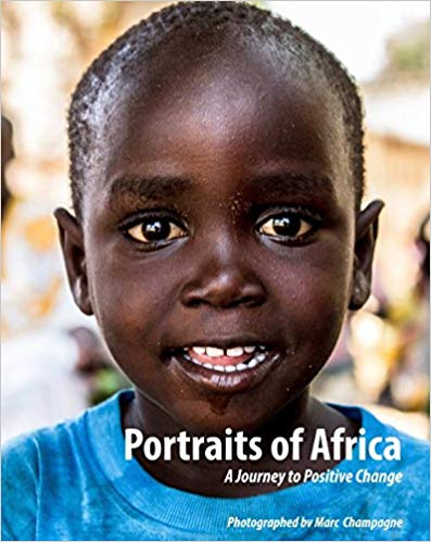 Water Charity Coffee Table Book
