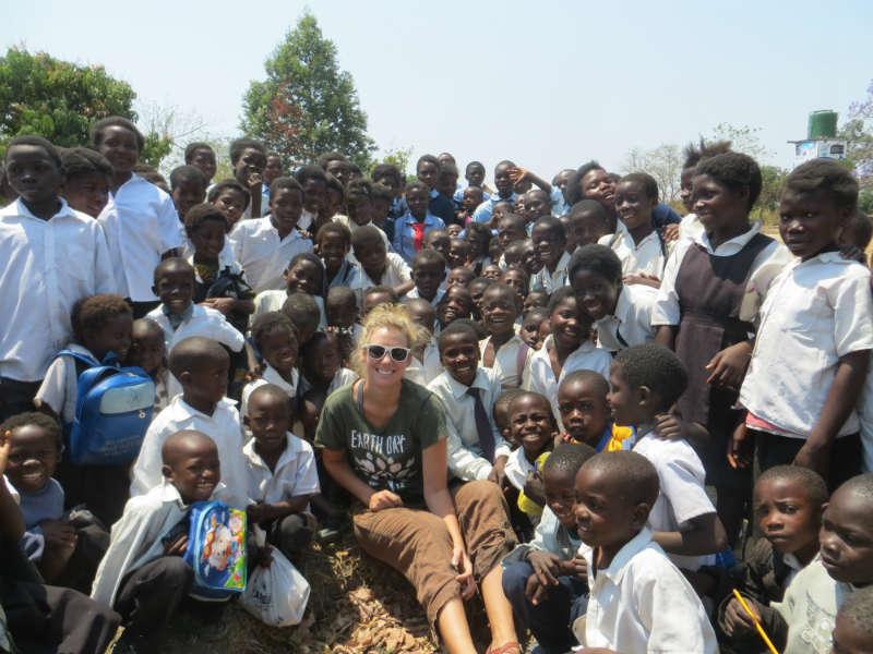 Mansa School Borehole Project – Zambia