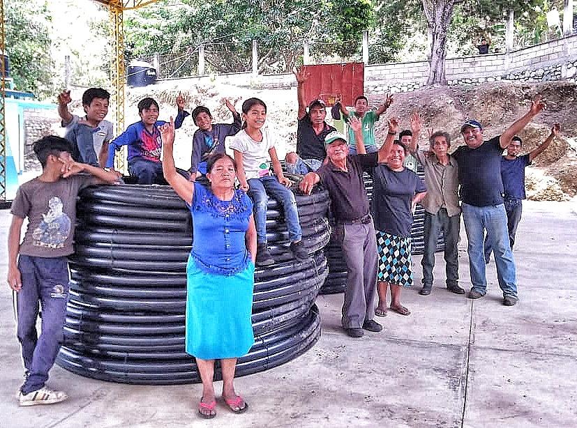 Conclusion of Rancheria Salanueva Water Project – Mexico