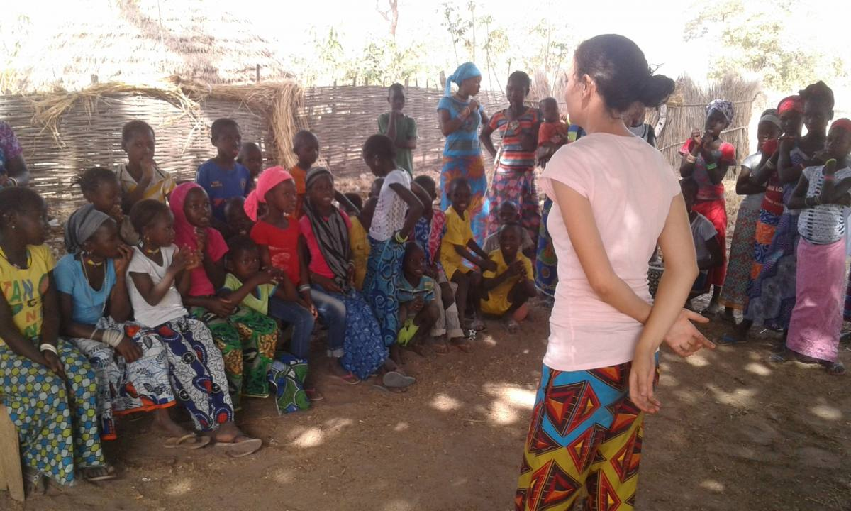 Conclusion of Medina Yoro Foulah and Niaming Latrine Project - Senegal