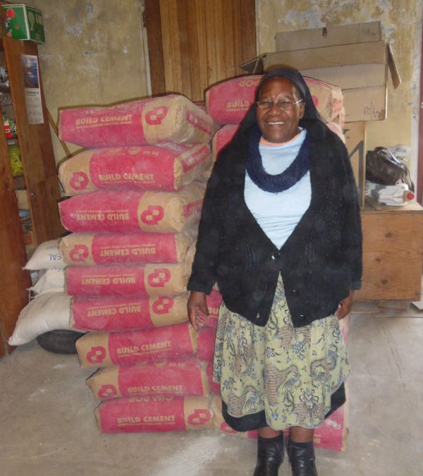 Conclusion of Mamolopolli Infirmary and St. Margret's Convent Water Project – Lesotho