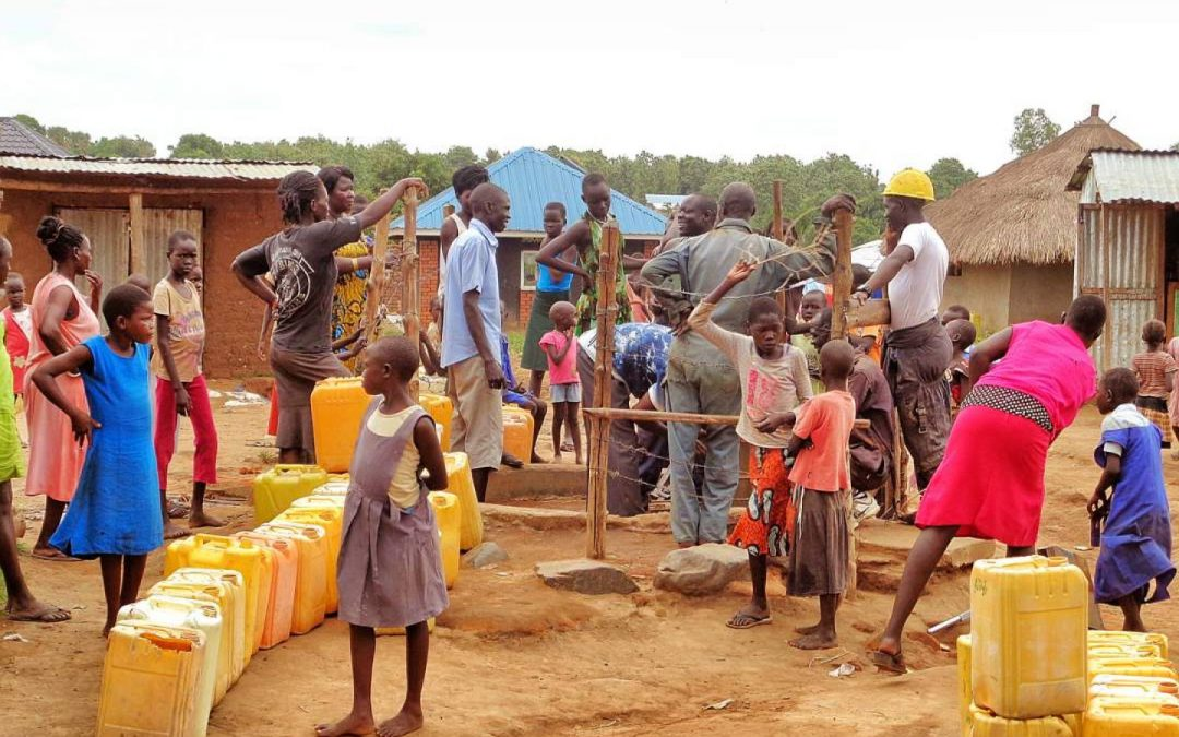 Conclusion of South Sudan Well Rehab Phase 4 – Part 3