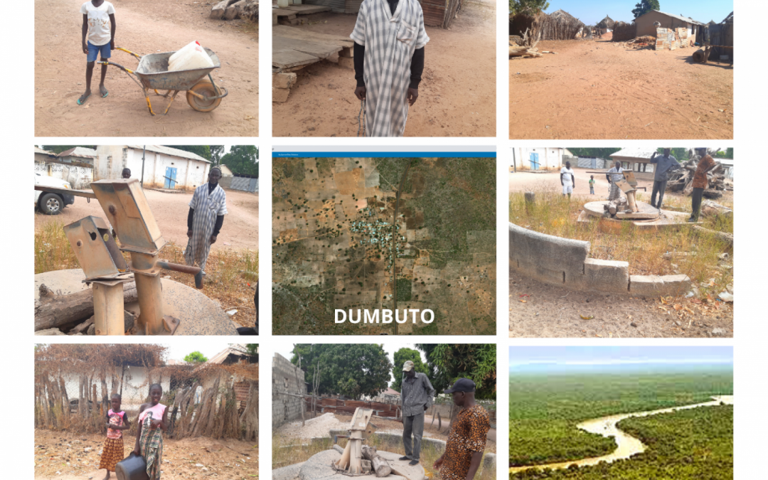 Kiang West District Hand Pump Repair Tour – The Gambia