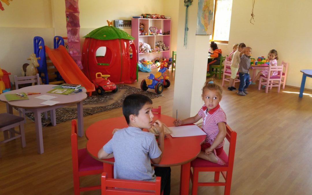 Zall Shoshaj School Bathroom Project – Albania